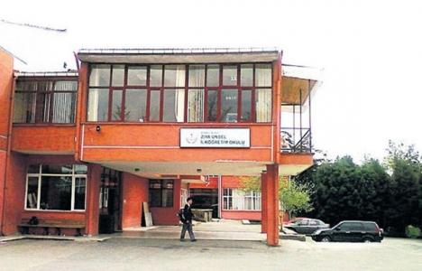 Beykoz Ziya Ünsel Ortaokulu yıkılacak!