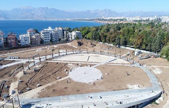 Antalya Millet Bahçesi