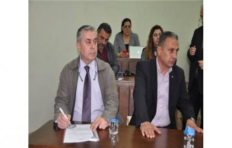 Nazilli Belediye Meclisi Mart toplantısında imar konuları karara bağlandı!