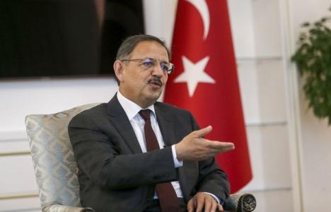 Kayseri'de kentsel dönüşüm
