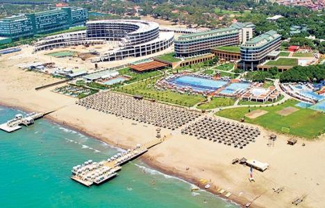 Türkiye'deki otel yatırımları yüzde 26 azaldı!