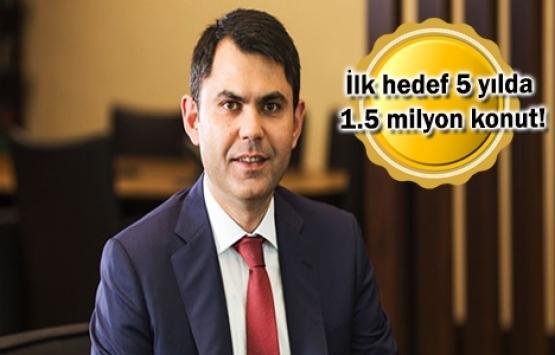 6.7 milyon konutun kentsel dönüşüme girmesi gerekiyor!