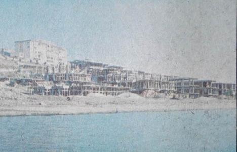 1977 yılında Büyükçekmece'de