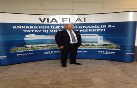 Bayraktar İnşaat Via projelerine 500 milyon dolarlık yatırımla devam ediyor!