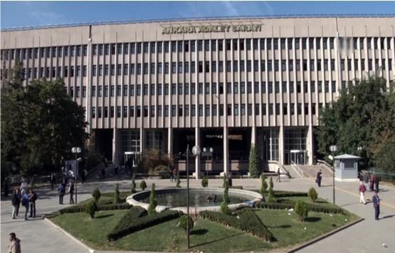 Ankara Adliyesi'nin yıkım kararı iptal edildi!
