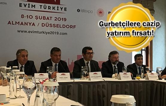 Evim Türkiye Fuarı 8-10 Şubat 2019'da!