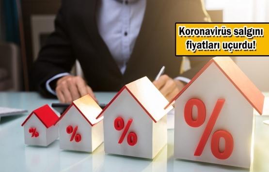 Dünya genelinde ev fiyatları en çok hangi ülkede arttı?