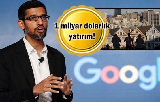 Google 20 bin yeni konutun inşasına başlıyor!