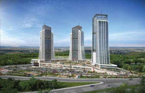 West Gate Residence Ankara örnek daire!
