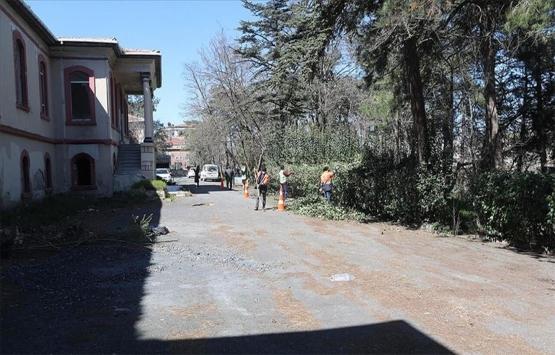 Hadımköy Mahallesi Rezerv Yapı Alanı 1/5000 ve 1/1000 imar planı değişikliği askıda!