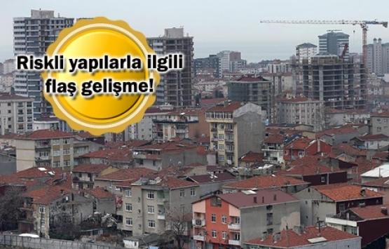 Bakanlık'tan 81 ile genelge: Riski binalar 3 ay içinde bildirilecek!