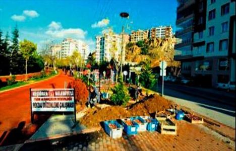 Ankara Keçiören'de çevre
