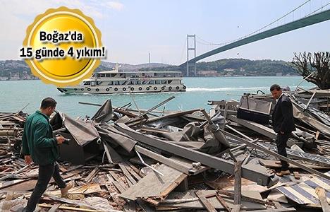İstanbul'da kaçak yapılara