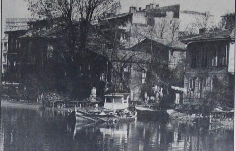 1981 yılında Kurbağalıdere'yi
