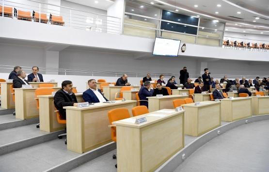 Malatya Büyükşehir Şubat ayı toplantısı gerçekleşti!