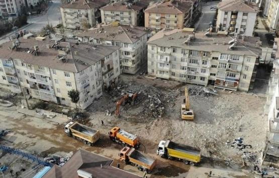 Malatya'daki depremde hasar gören okullar yeniden yapılıyor!