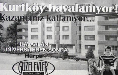 1998 yılında Kurtköy'de