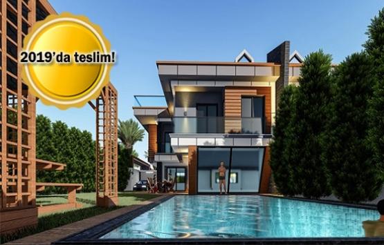 Topuzlar Yapı Mavera Villaları'nda 2,5 milyon TL'ye! Yeni proje!