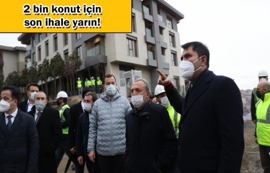 İstanbul'un en büyük kentsel dönüşümü başlıyor!