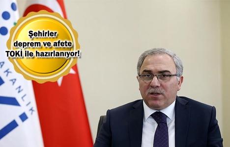 Ergün Turan: Kentsel dönüşüm bir zorunluluk!