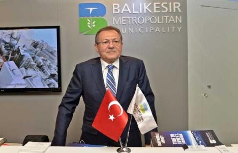 Ahmet Edip Uğur'dan Balıkesir'e 4 milyar Euro'luk yatırım müjdesi!