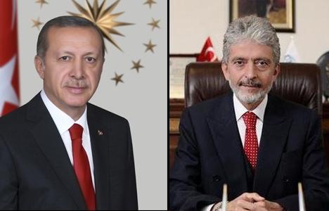 Cumhurbaşkanı Erdoğan'dan Mustafa
