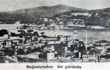 1941 yılında Boğaziçi'nin