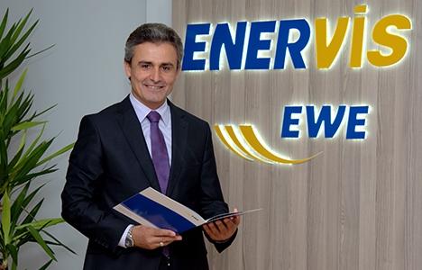 Osman Kipoğlu'ndan enerji