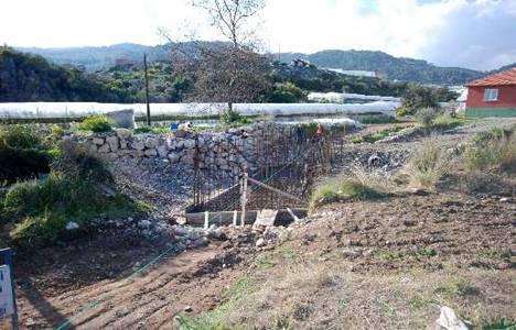 Kumluca Baysı Deresi üzerine yeni köprü yapılıyor!