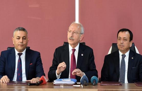 Kemal Kılıçdaroğlu: OSB'lerde