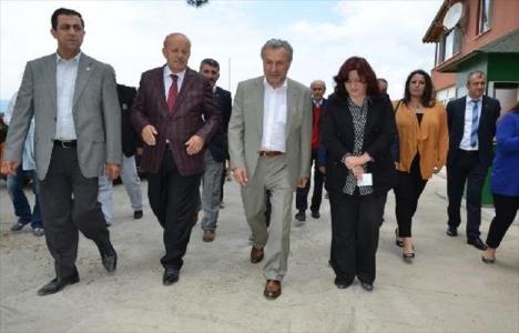 Başaran Ulusoy: İznik turizm cenneti olacak!