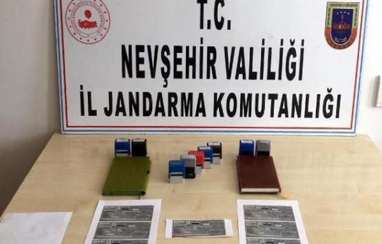 Nevşehir Haberleri: Nevşehir'de sahte çekle inşaat malzemesi alan dolandırıcılar yakalandı 69