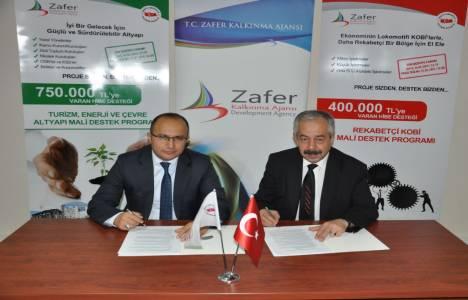 Afyonkarahisar Belediyesi tuzdan enerji üretecek!