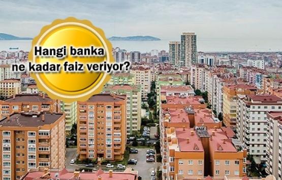 Bankaların konut kredi faizlerinde son durum ne?