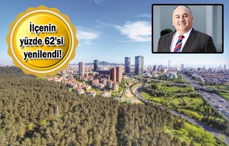 Ümraniye'ye İFM