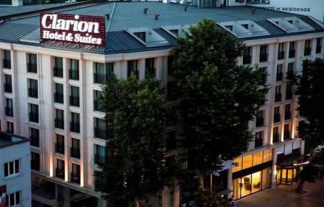 Aktaş İnşaat'ın yeni yatırımı Clarion Hotel&Suites Şişli'de!