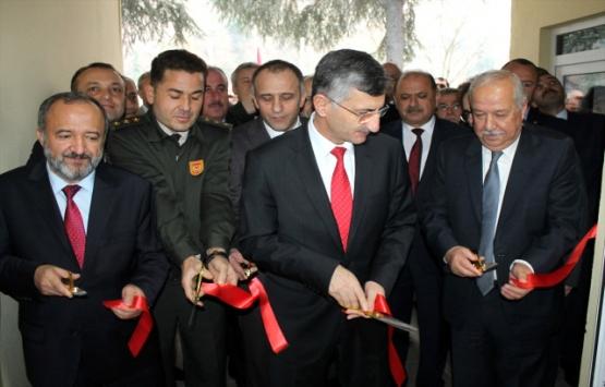 Zonguldak Teknopark binası hizmete açıldı!