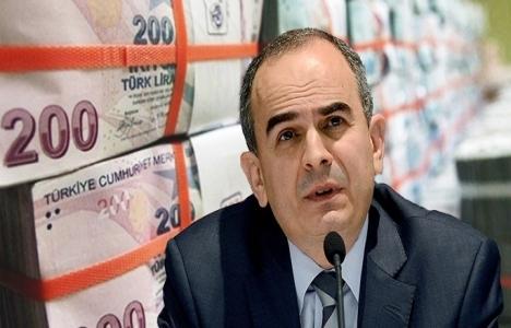 Merkez Bankası enflasyon tahminini düşürdü!