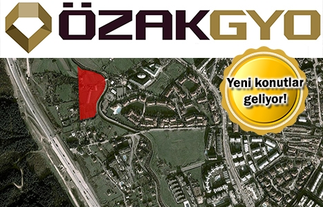 Özak GYO'dan Göktürk'e yeni proje!