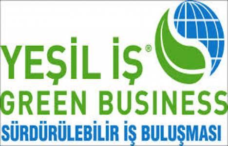 Yeşil İş-Green Business 2013 Konferansı 17-18 Eylül'de düzenlenecek!