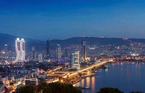 İzmir'e 2017'de 2,5