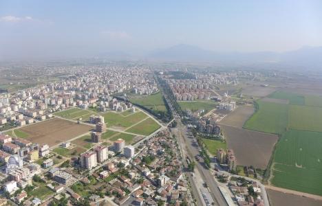 Torbalı Ayrancılar Egekent Mevkii'ndeki konutlar için plan tadilatı yapıldı!