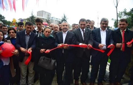 Sancaktepe Kenan Ceylan parkı açıldı!