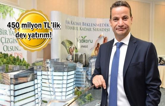 Invest İnşaat'tan Ayazağa'ya yeni proje!
