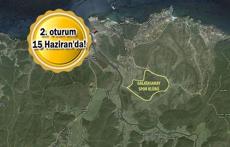Galatasaray Riva arazisine