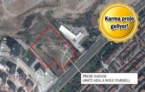 Kargın İnşaat'tan Ankara Etimesgut'a 417 konutluk yeni proje!