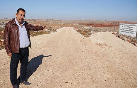 Şehitkamil Belediyesi kırsaldaki tüm arazi yollarını açıyor!