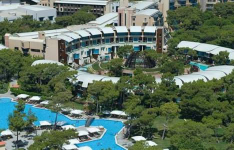 Türkiye turizmine yön veren 25'in üzerinde yerli otel zinciri bulunuyor!