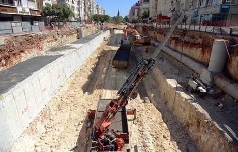 Antalya Şarampol Caddesi