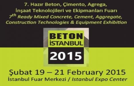 Beton Fuarı İstanbul